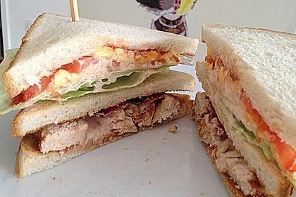 New York Club Sandwich 8