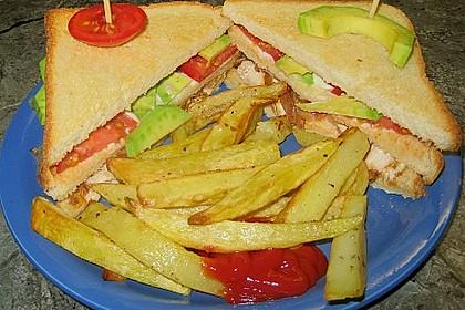 New York Club Sandwich 11