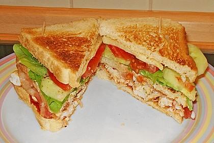 New York Club Sandwich 9
