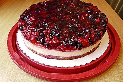 Tutti - Frutti - Torte