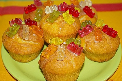 Kindergeburtstags-Muffins 51