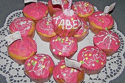 Kindergeburtstags-Muffins 11