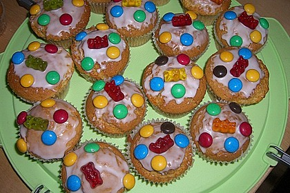 Kindergeburtstags-Muffins 60