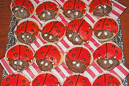 Kindergeburtstags-Muffins 3