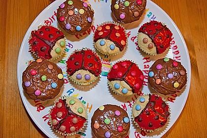 Kindergeburtstags-Muffins 2