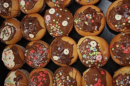 Kindergeburtstags-Muffins 45