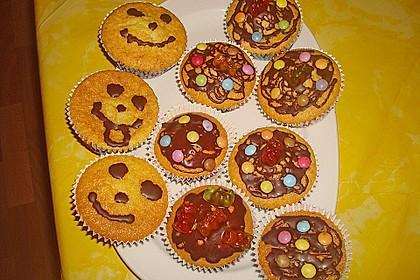 Kindergeburtstags-Muffins 68