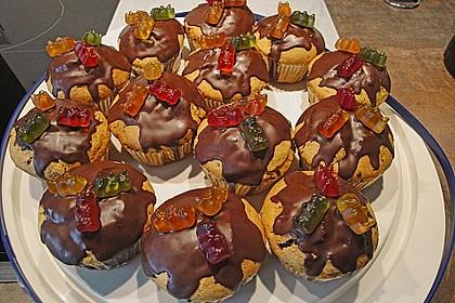 Kindergeburtstags-Muffins 50