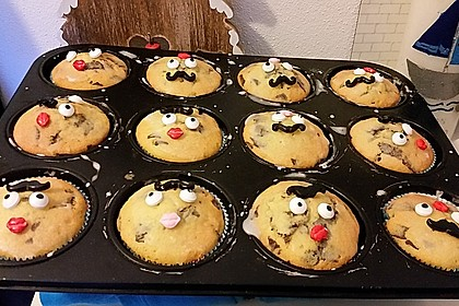Kindergeburtstags-Muffins 10