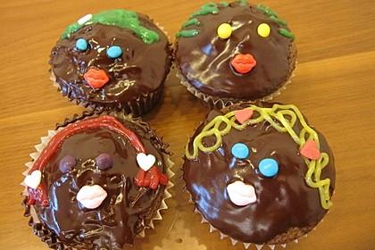 Kindergeburtstags-Muffins 13