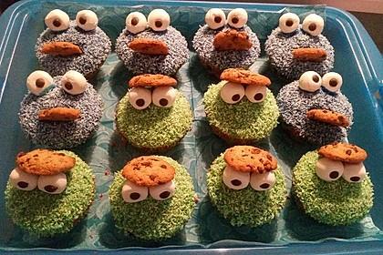 Kindergeburtstags-Muffins 1