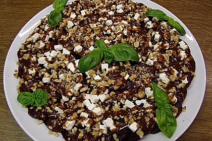 Rote Bete - Salat mit Schafskäse 25