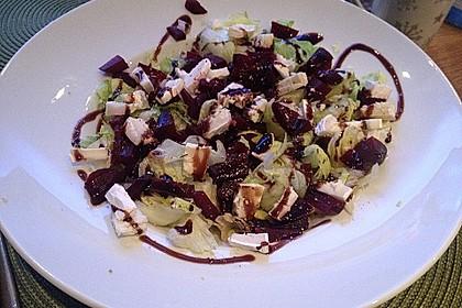 Rote Bete - Salat mit Schafskäse 18