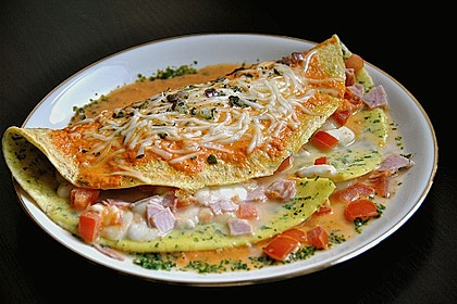 Albertos Omelett 1