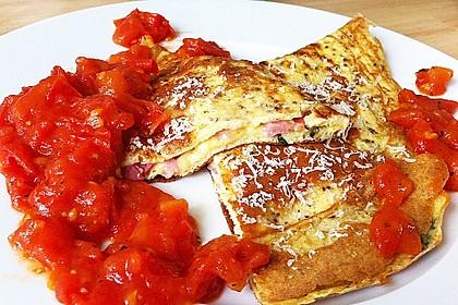 Albertos Omelett 9