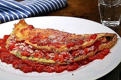 Albertos Omelett 2