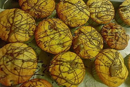 Stracciatella - Kirsch Muffins 70