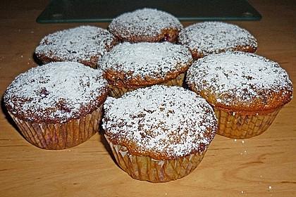 Stracciatella - Kirsch Muffins 57