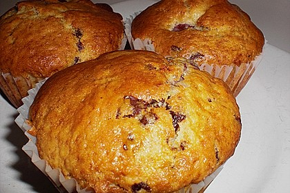 Stracciatella - Kirsch Muffins 49