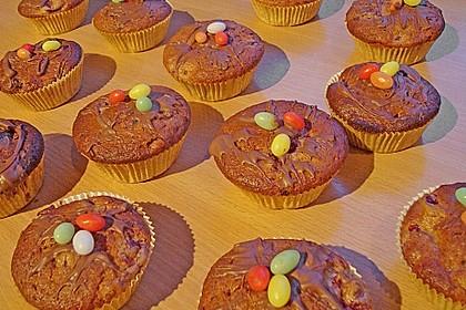 Stracciatella - Kirsch Muffins 21