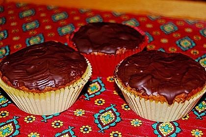 Stracciatella - Kirsch Muffins 41