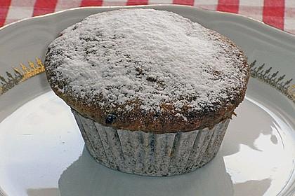 Stracciatella - Kirsch Muffins 35
