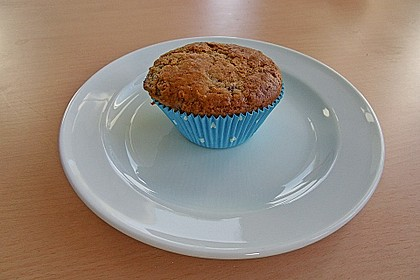 Stracciatella - Kirsch Muffins 61