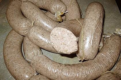 Thüringer Leberwurst 4