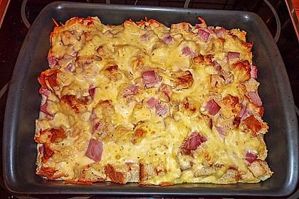 Frühstücks - Kasserolle 1