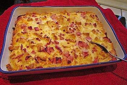 Frühstücks - Kasserolle 3