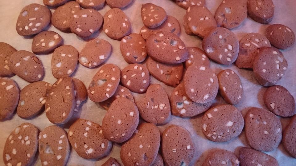 Danische Braune Kuchen Brune Kager Von Inalina Chefkoch De
