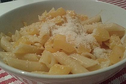 Nudeln mit Paprika - Sahne - Sauce 30