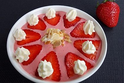 Erdbeerjoghurt  für das ganze Jahr 1