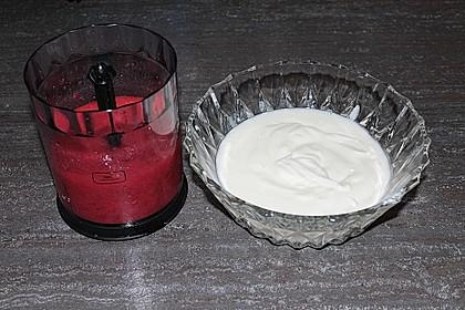 Erdbeerjoghurt  für das ganze Jahr 11