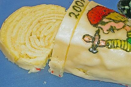 Aprikosen - Marzipan - Schichttorte 52