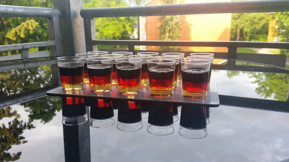 Jelly Shots von prozac | Chefkoch.de