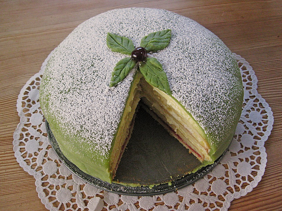 Prinzessin Torte Rezept Pictures to pin on Pinterest