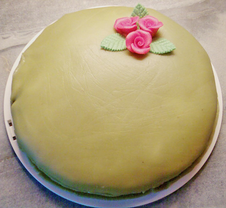 Princess Torte Recipe — Dishmaps