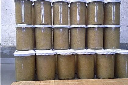 Sauerkraut einkochen 4