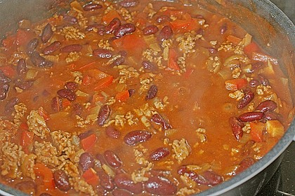 Mexikanisches Chili con carne 6