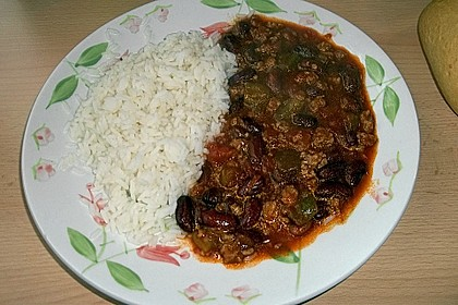 Mexikanisches Chili con carne 4