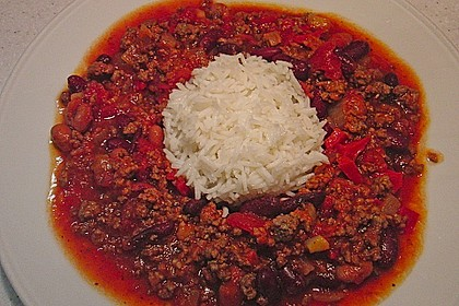 Mexikanisches Chili con carne 3