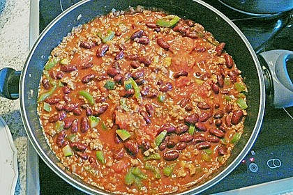 Mexikanisches Chili con carne 9