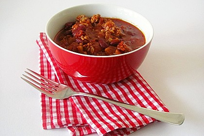 Mexikanisches Chili con carne 7