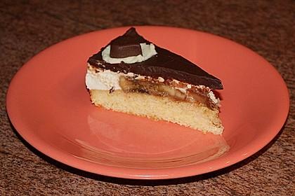 Milka - Herzen - Torte 15