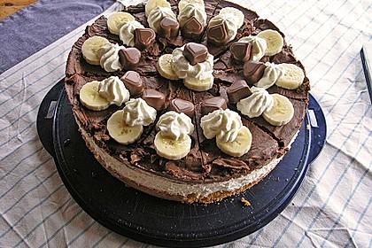 Milka - Herzen - Torte 2