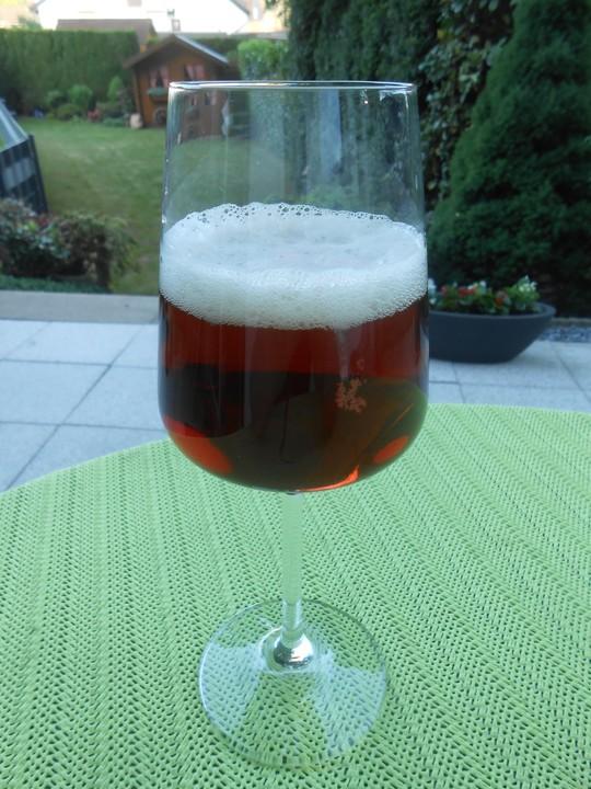 Bier - Cocktail mit Sekt von Annetti | Chefkoch.de