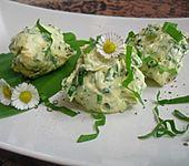 Bärlauch - Butter (Bild)