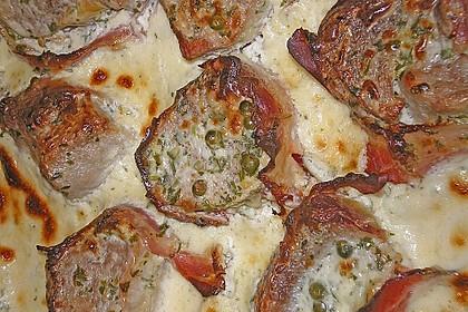 Schweinefilets in Bressot - Sauce 4