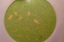 Gnocchi - Brokkoli - Suppe
